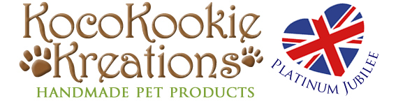 KocoKookie Kreations Dog Bandanas Pet Blankets and Toys - New For 2016